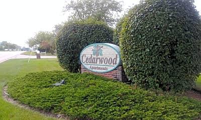 Cedarwood, 1