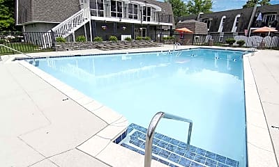 Pool, Shelby Crossing Apartments, 0