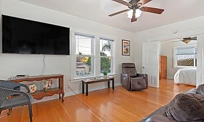 Living Room, 809 Marilla Ave, 1