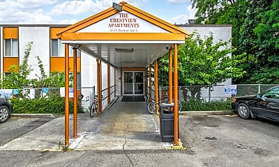 Leasing Office, Crestview, 1