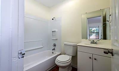 Bathroom, 8109 Foxfire Ln, 2