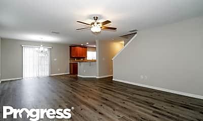 Living Room, 9540 Simeon Drive, 1