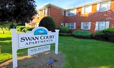 Swan Court Apartments, 0