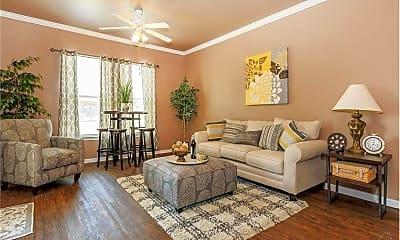 Living Room, 905 Desco Ln, 2