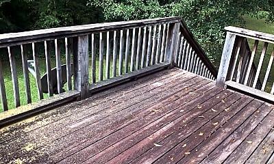 Patio / Deck, 130 Barrington Pl, 2