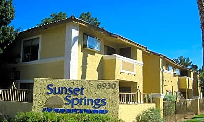 Sunset Springs, 2