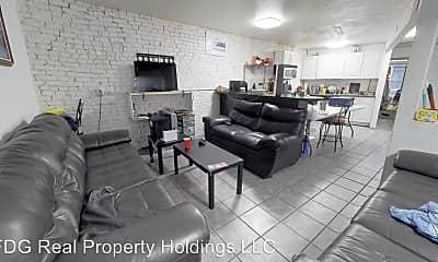 Living Room, 101 Court St, 2