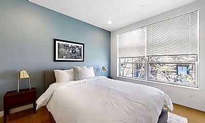 Bedroom, 601 Albany St., #608, 2