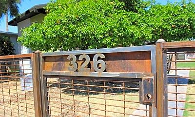 Community Signage, 326 W Earll, 2