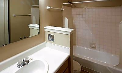 Bathroom, Barrington Estates, 2