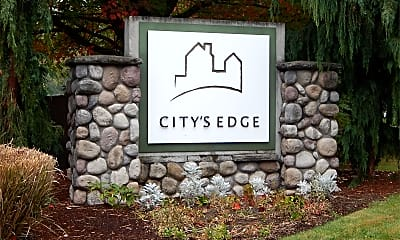 Community Signage, 11801 Ambaum Blvd SW, 1