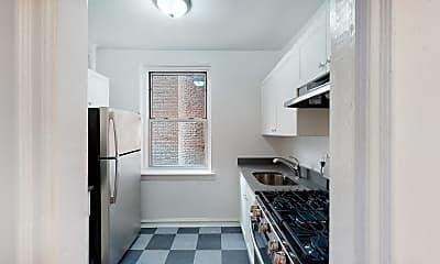 Kitchen, 41 Kew Gardens Road, #2A, 1