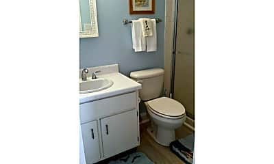 Bathroom, 601 N Atlantic Ave 703, 2