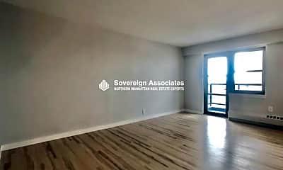 Living Room, 1370 St Nicholas Ave, 1