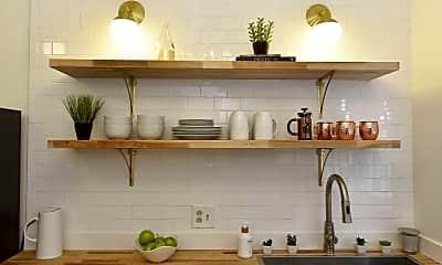 Kitchen, Belvedere, 0