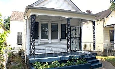 Building, 1413 Hazel St, 0