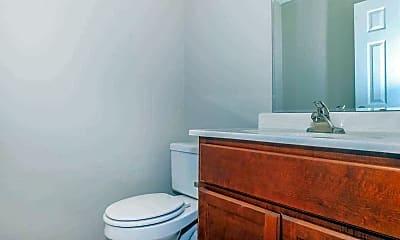 Bathroom, 10 West, 2