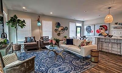 Living Room, 9803 Packard St, 0