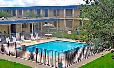 Pool, Sun Meadow, 1