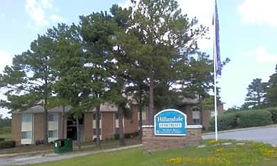 Hillandale Apartments, 1