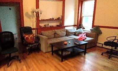 Living Room, 23 Aberdeen St, 1