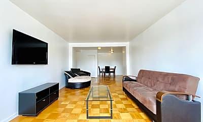 Living Room, 3240 Riverdale Ave 4-J, 1