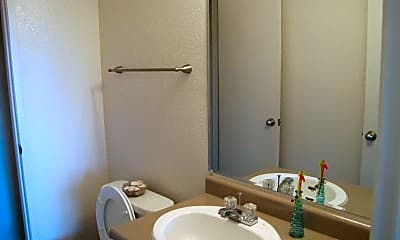 Bathroom, Sunset Sands, 2