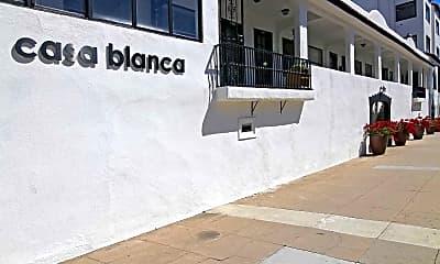Community Signage, Casa Blanca, 0