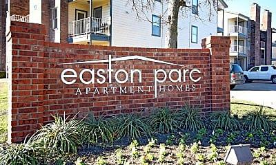Community Signage, Easton Parc, 2