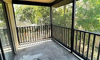 Patio / Deck, 2526 S Oak Ave, 2