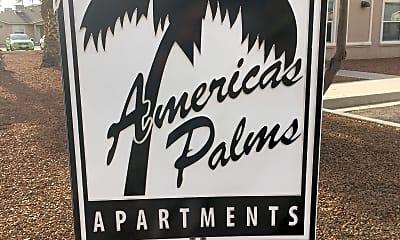 Americas Palms, 1