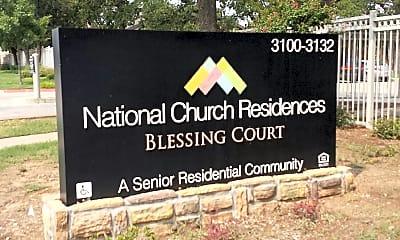 Blessing Court, 1