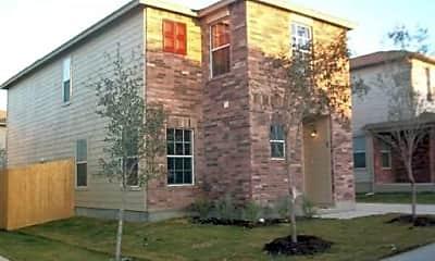 Building, 16138 Branching Oaks, 1