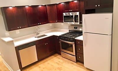 Kitchen, 816 N Leavitt St, 1