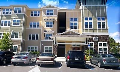 San Juan Apartments, 1