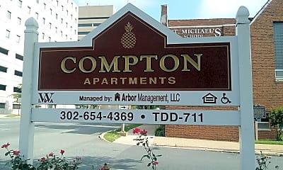Compton Apartments, 1