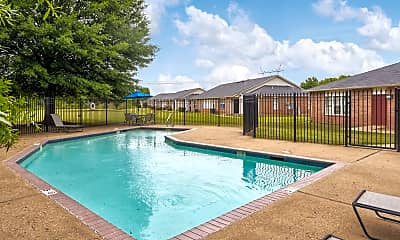 Pool, The Shelby Apartment Homes, 0