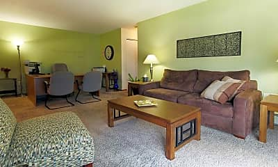 Living Room, Valley View, 1