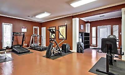 Fitness Weight Room, 4911 Manchaca Rd, 1