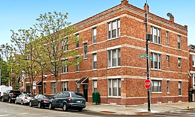 Building, 2257 S Oakley Ave 1F, 0