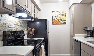 Kitchen, Sierra Pines, 2