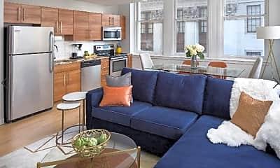 Living Room, 100 N 17th St, 1