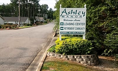 Ashley Manor Apartments, 1