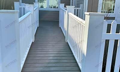 Patio / Deck, 6152 Scottsville Rd, 1