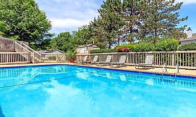 Pool, Westfield Apartments, 1