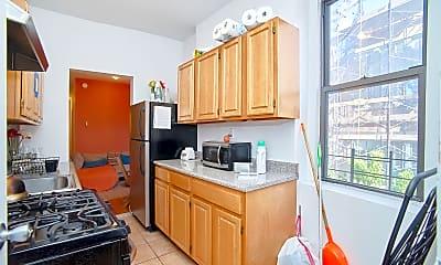 Kitchen, 358 W 127th St, 1