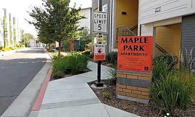Maple Park Apartments, 1