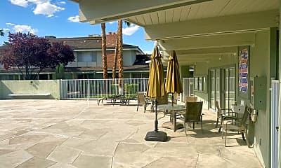 Pool, 3016 El Camino Ave, 2