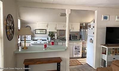 Kitchen, 91 Franklin Ave COTTAGE, 1