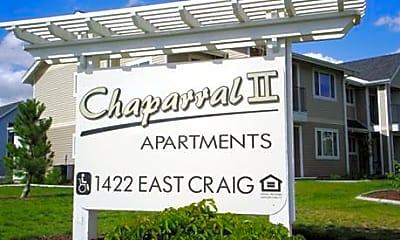 Chaparral I & II Apartments, 2